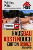 Hausbaukostenbuch Edition Bronze