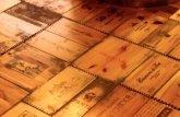 Fussböden verlegen - außergewöhnliche Holzböden