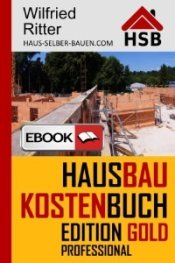 eBook Hausbaukostenbuch Edition Gold