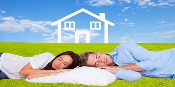 Traum vom Hausbau