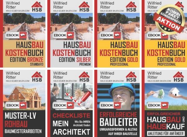 Hausbau Ratgeber-eBooks