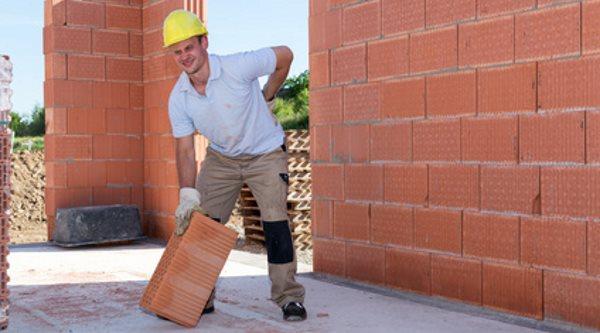 Rohbau bauen - qualifiziertes Personal