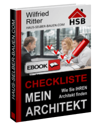 PDF-eBook Checkliste Mein Architekt