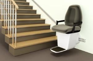 Treppenlift-Angebote einholen