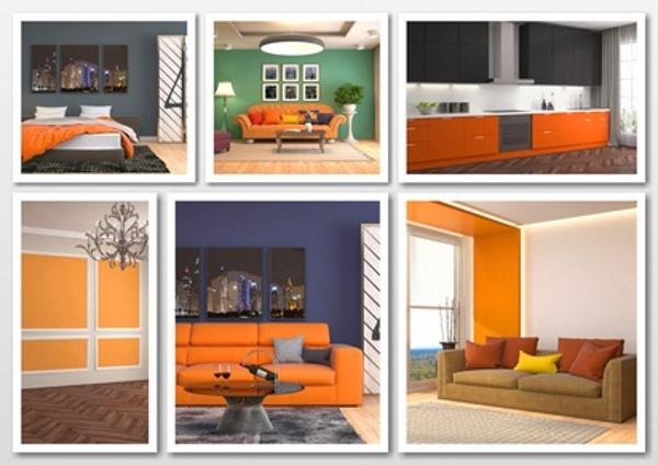 Bedeutung der Farbe Orange