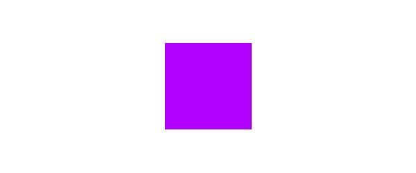 Farbe Violett auf Weiß