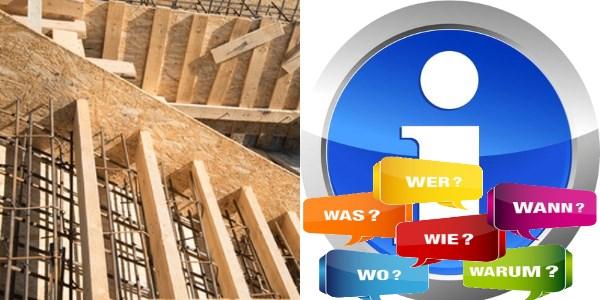 Super Betontreppen: Preise für Schalung, Beton und Bewehrung JI29