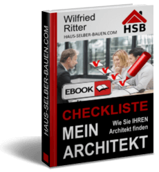 eBook 'Checkliste Mein Architekt'