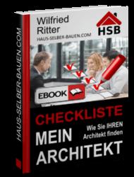 PDF-eBook Checkliste Mein Architekt
