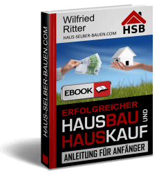 eBook 'Erfolgreicher Hausbau & Hauskauf'