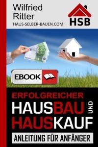 eBook Erfolgreicher Hausbau & Hauskauf
