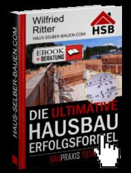 Gratis-eBook Die ultimative Hausbau Erfolgsformel
