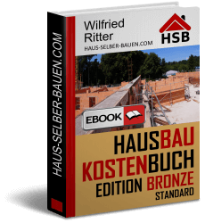 eBook HausbaukostenBuch Edition Bronze