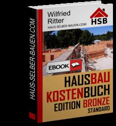 eBook 'Hausbaukostenbuch Edition Bronze Standard'