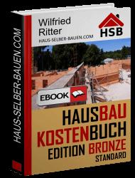 Hausbaukostenbuch Bronze Standard