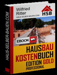 Hausbaukostenbuch Gold Professional