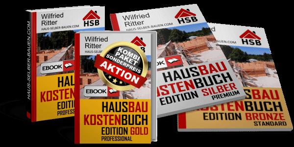Hausbaukostenbuch E-Book