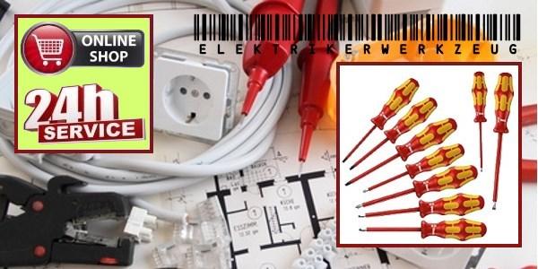 Elektrikerwerkzeug online kaufen