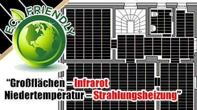 Elektro Flächenheizung