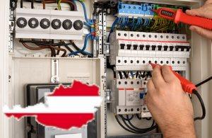 Elektroinstallation - Elektriker in Österreich finden