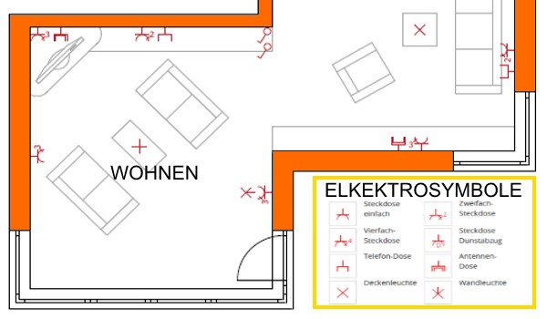 Elektroplanung Schalter Dosen Leuchten Beim Hausbau Planen
