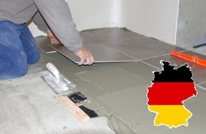 Fliesen legen lassen in Deutschland