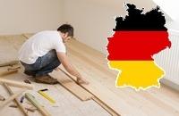 Fussboden verlegen lassen in Deutschland