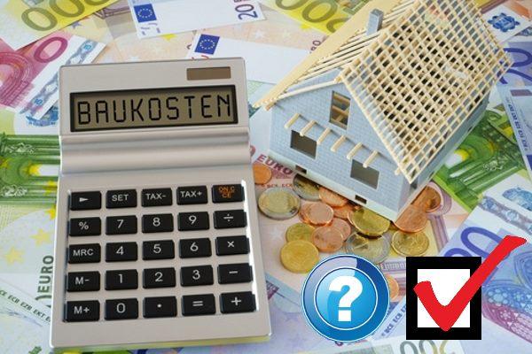 Hausbau-Kosten kennenlernen
