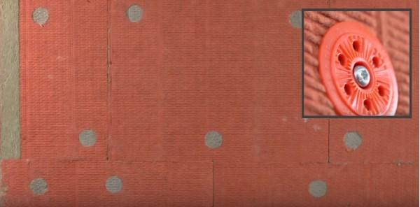 WDVS mit Steinwolleplatten
