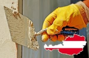 Haus verputzen lassen in Österreich