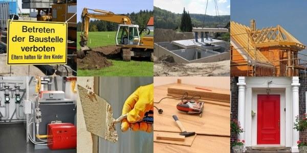 Hausbau Ablauf Alle Schritte In Der Richtigen Reihenfolge