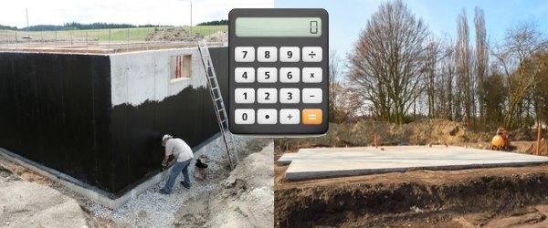 Hausbau-Kosten Berechnungsbeispiel