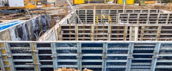 Baukosten für Keller in Ortbetonbauweise