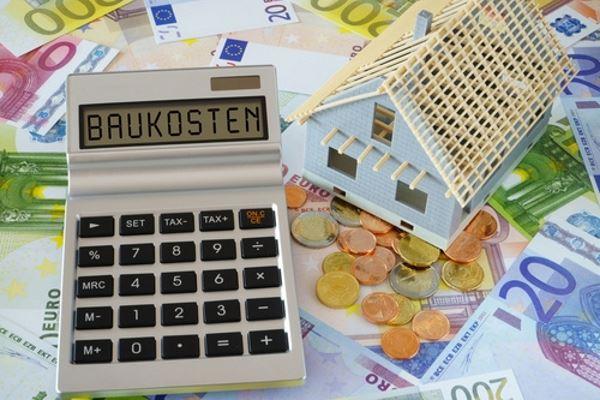 Hausbau planen - Gesamtbaukosten
