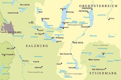 Region Salzkammergut / Österreich