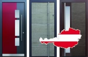 Haustür einbauen lassen in Österreich