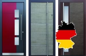 Haustür einbauen lassen in Deutschland