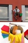 Gebäudereiniger suchen
