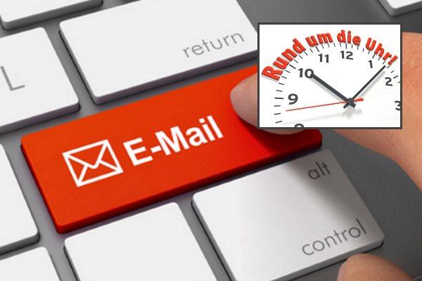 Kontakt zur Bauhilfe24 über Online-Formulare aufnehmen
