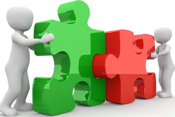 Kooperations-Anfrage für Zusammenarbeit stellen