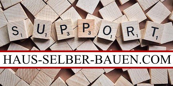 Kundenservice & Kontakt zu Haus-Selber-Bauen.com
