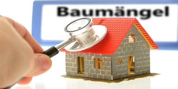 Gewährleistung beim Hausbau
