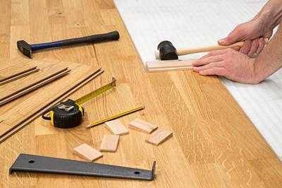 parkettboden selbst verlegen hierauf sollten sie achten. Black Bedroom Furniture Sets. Home Design Ideas