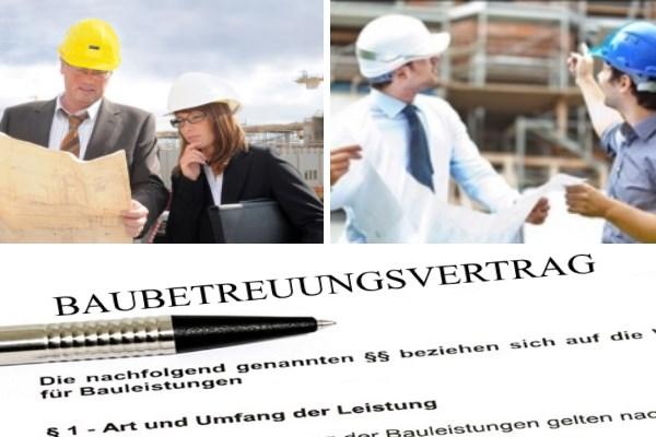 Muster-Baubetreuungsvertrag