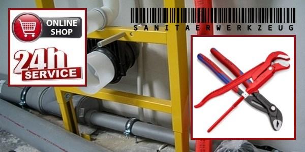 Sanitärwerkzeug online kaufen