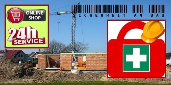 Alles für Ihre sichere Baustelle
