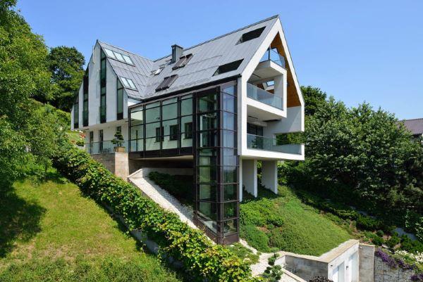 Traumhaus bauen die sch nsten h user der welt for Hausformen einfamilienhaus