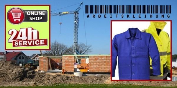Arbeitskleidung online kaufen