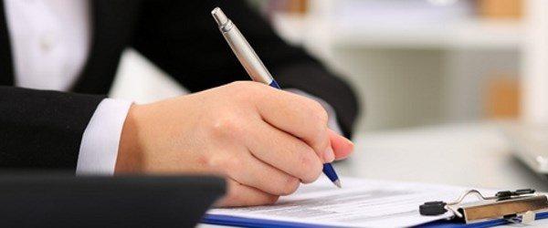 Baubegleiter-Vertrag unterschreiben