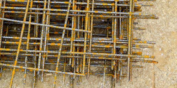 Bewehrung Baustahlmatten